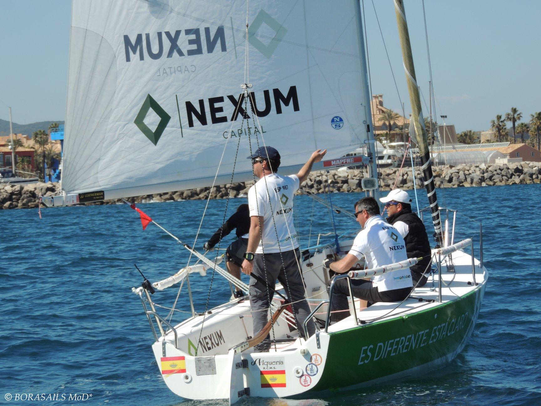 NEXUM Capital J80
